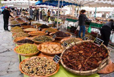 Mercado de Ajaccio